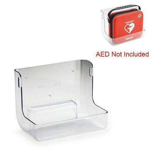 Philips HeartStart OnSite AED Wall Mount Bracket - Plastic